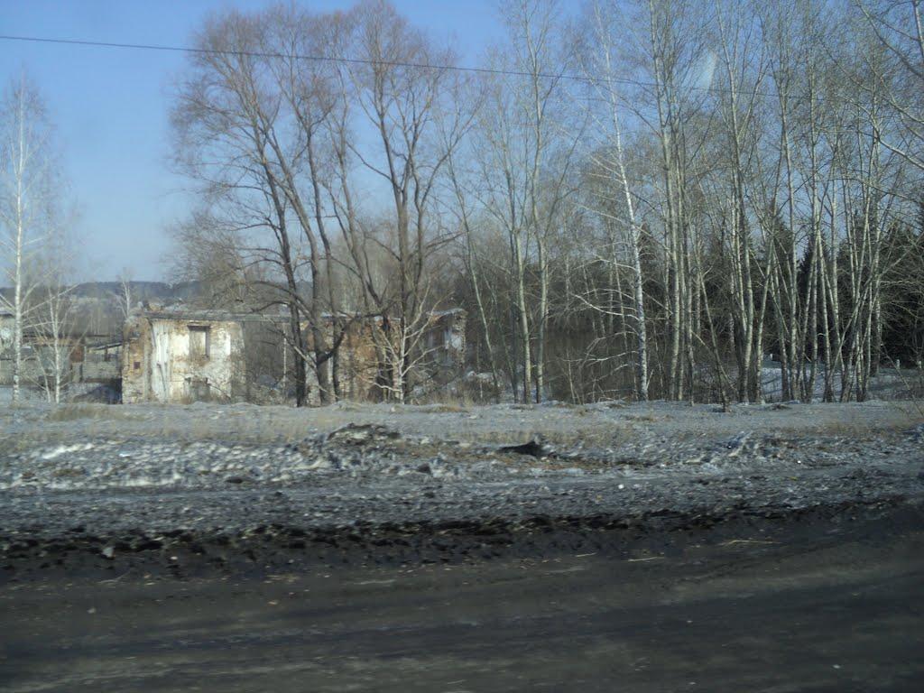 Останки сереброплавильного завода, Павловск