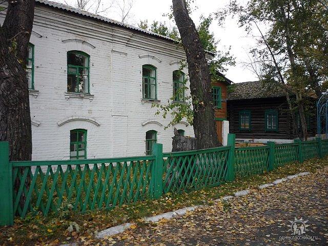 детский сад, Ребриха