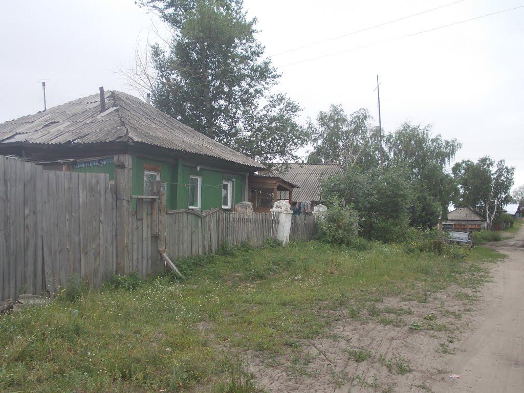 Дом Н.И. Величкиной., Ребриха