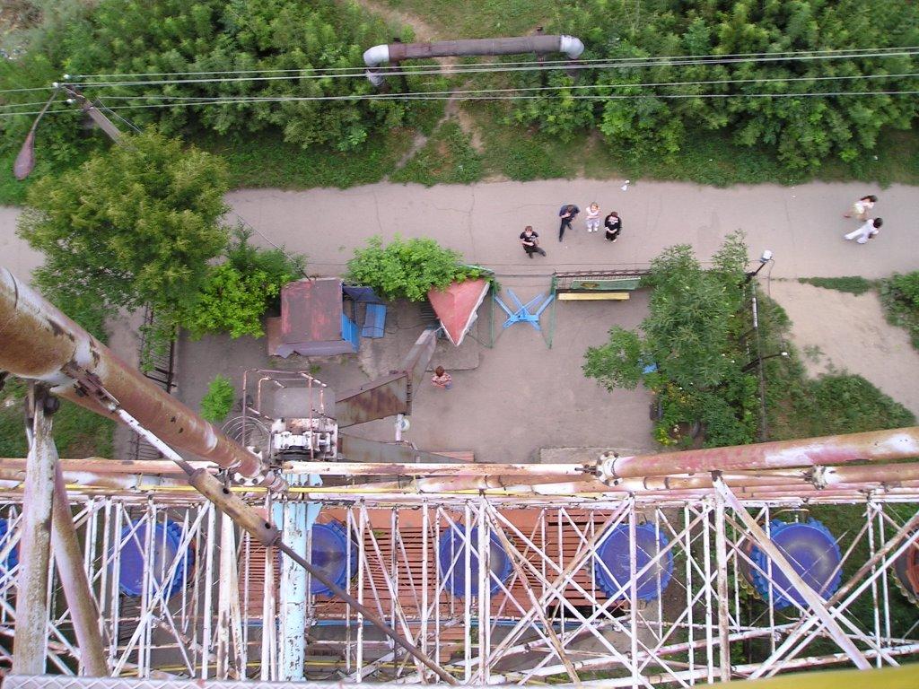 Колесо обозрения, Рубцовск