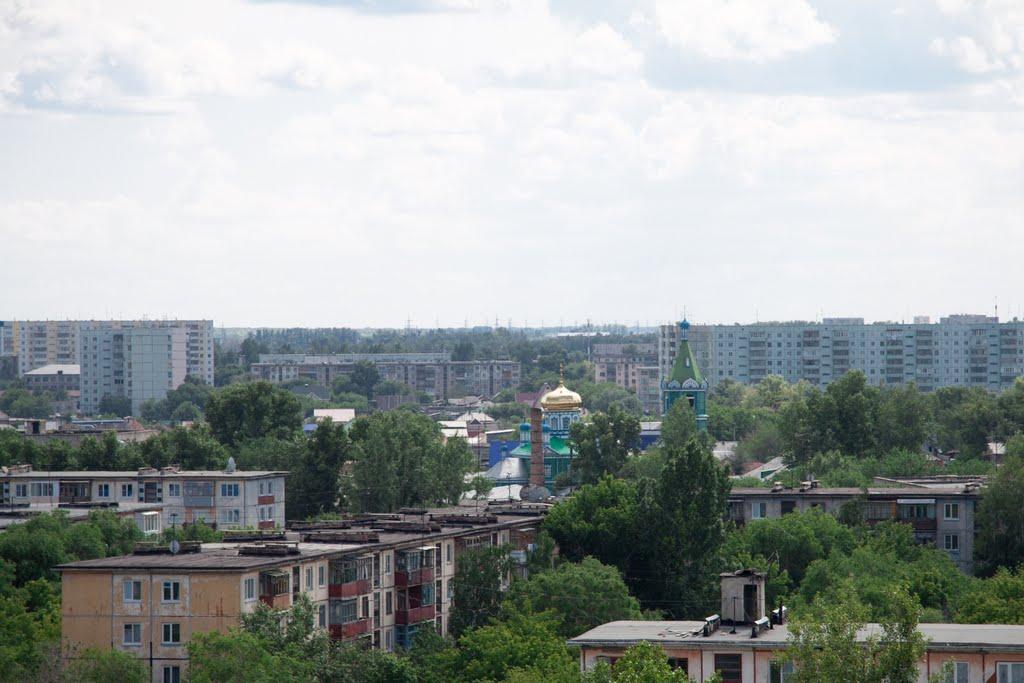 Церковь, Рубцовск