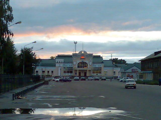 вокзал, Рубцовск