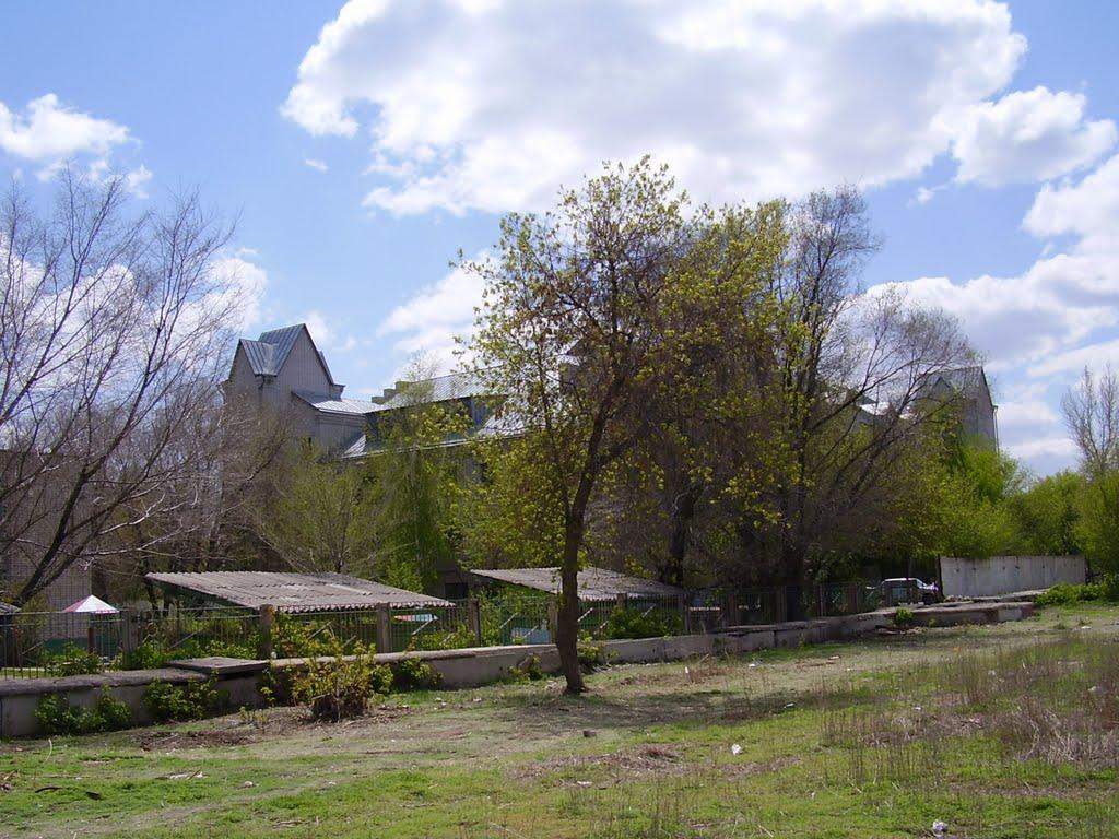 ветренно, Рубцовск