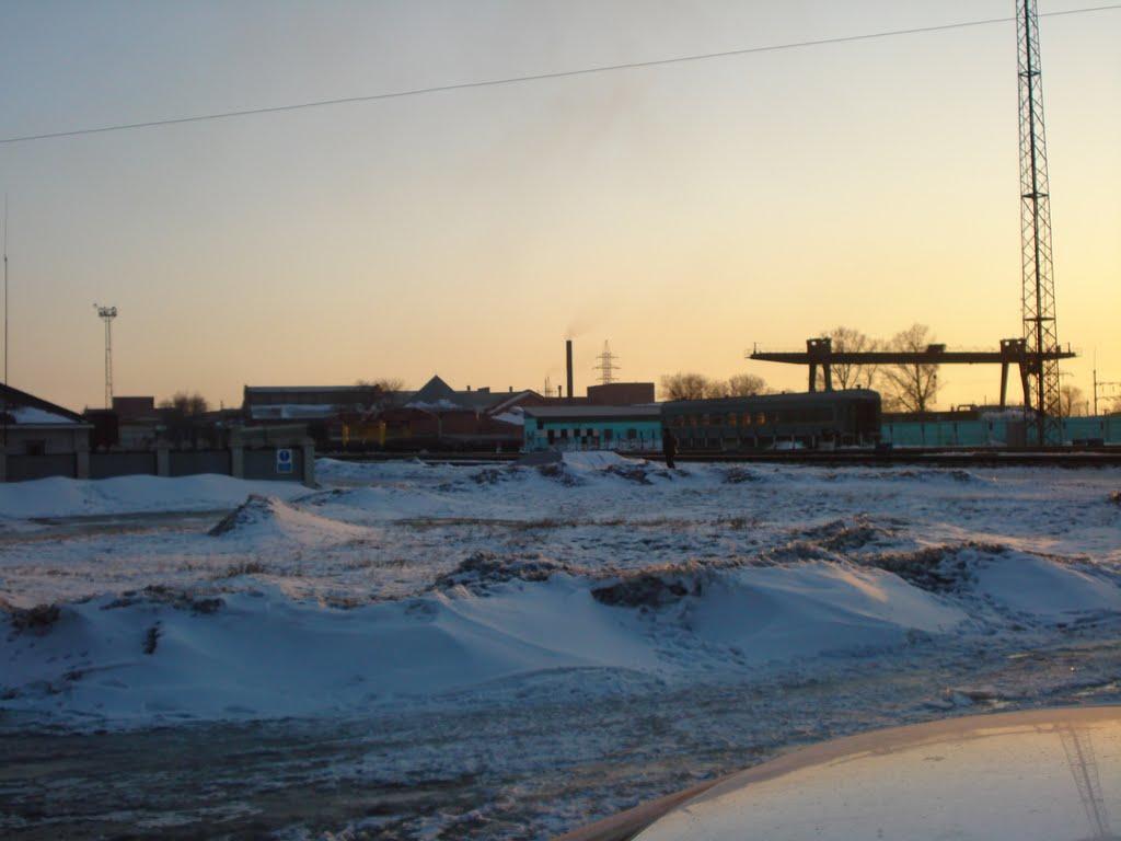 Рядом с вокзалом, Рубцовск