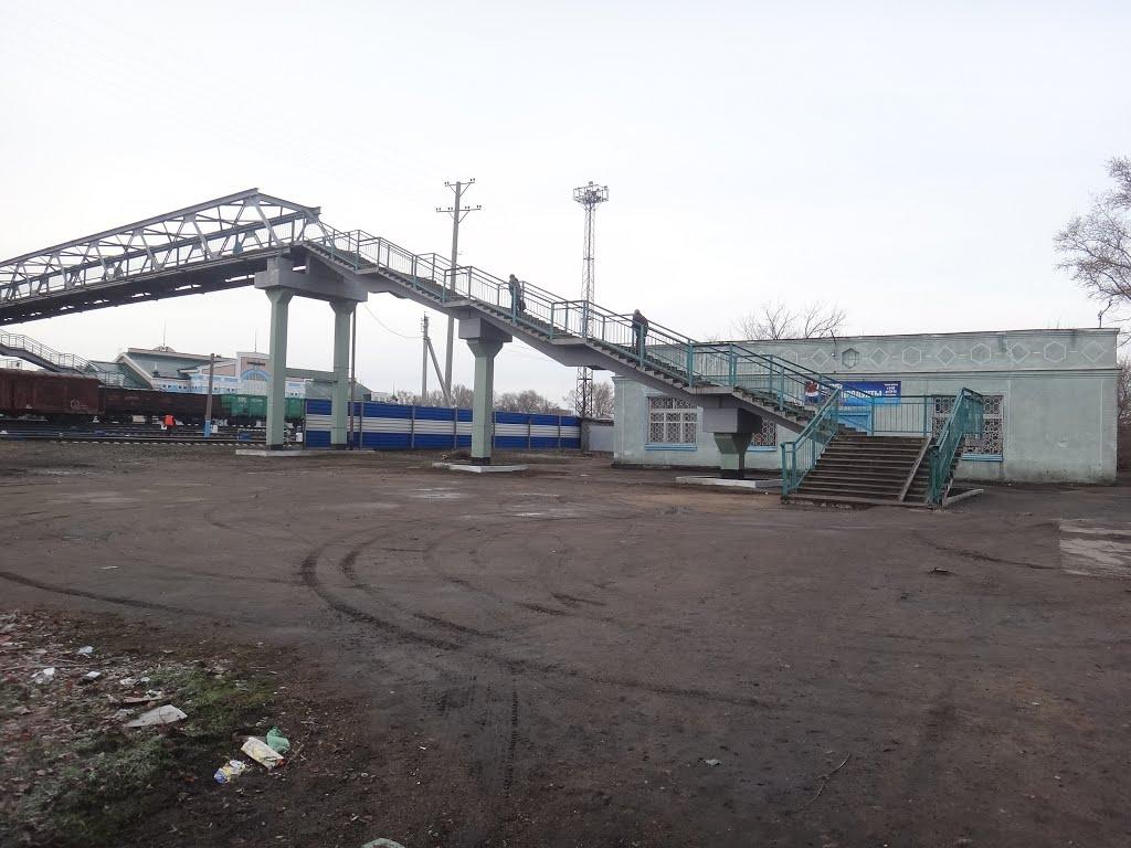 Переходной мост, Рубцовск