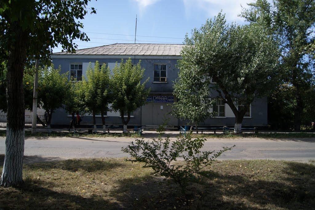 ГИБДД, Славгород