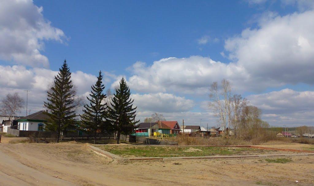Усть-Тальменка, Тальменка