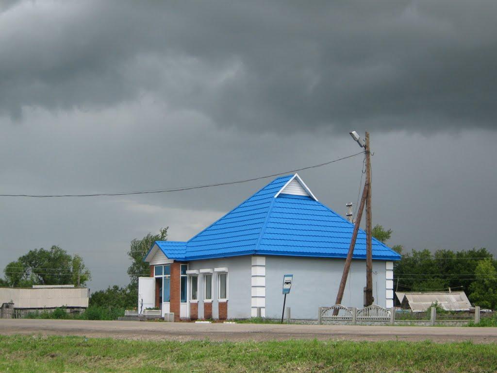 Магазин Спутник, Топчиха