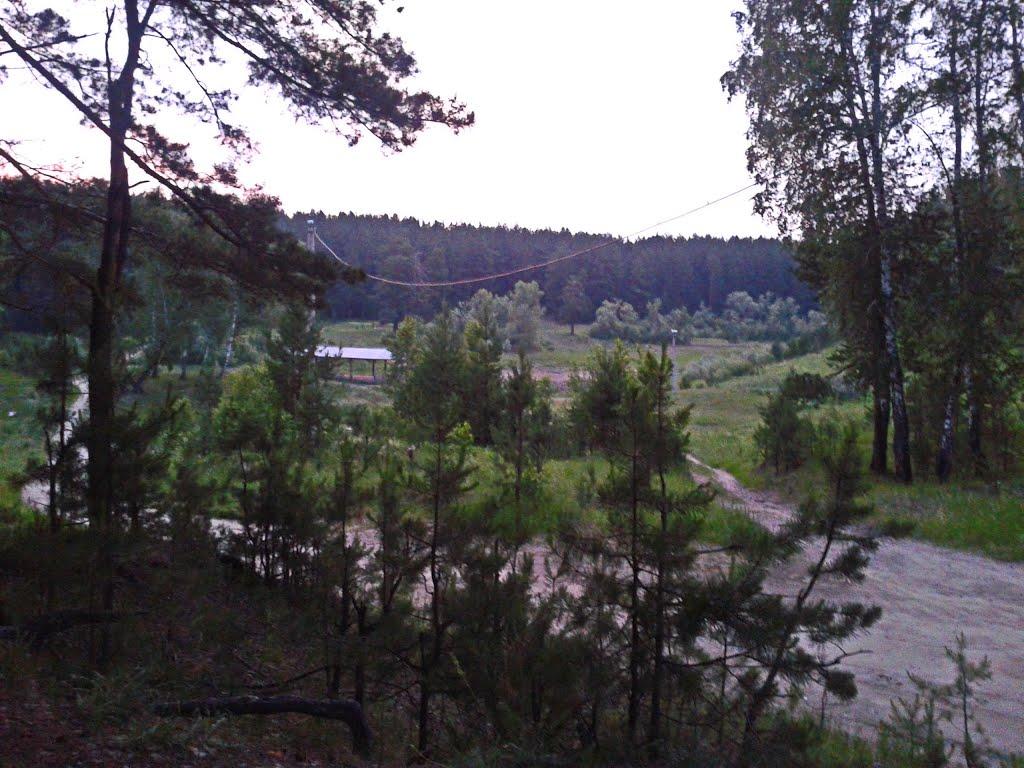 Стартовая поляна, Троицкое