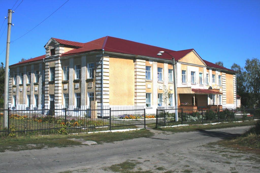 Детский дом, Троицкое