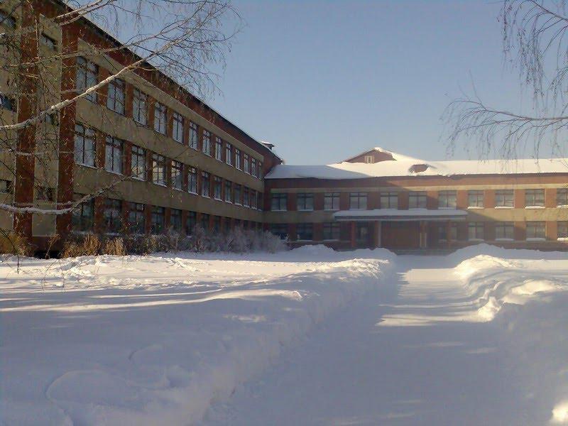 Школа №1, Целинное