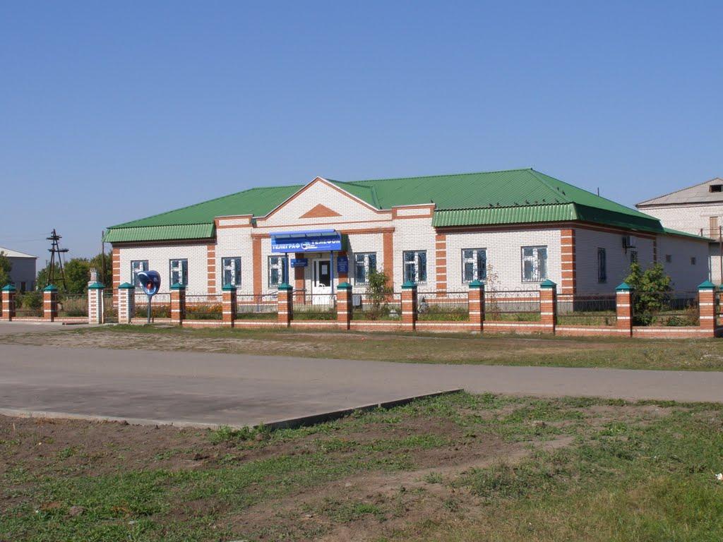 Отделение связи, Шелаболиха