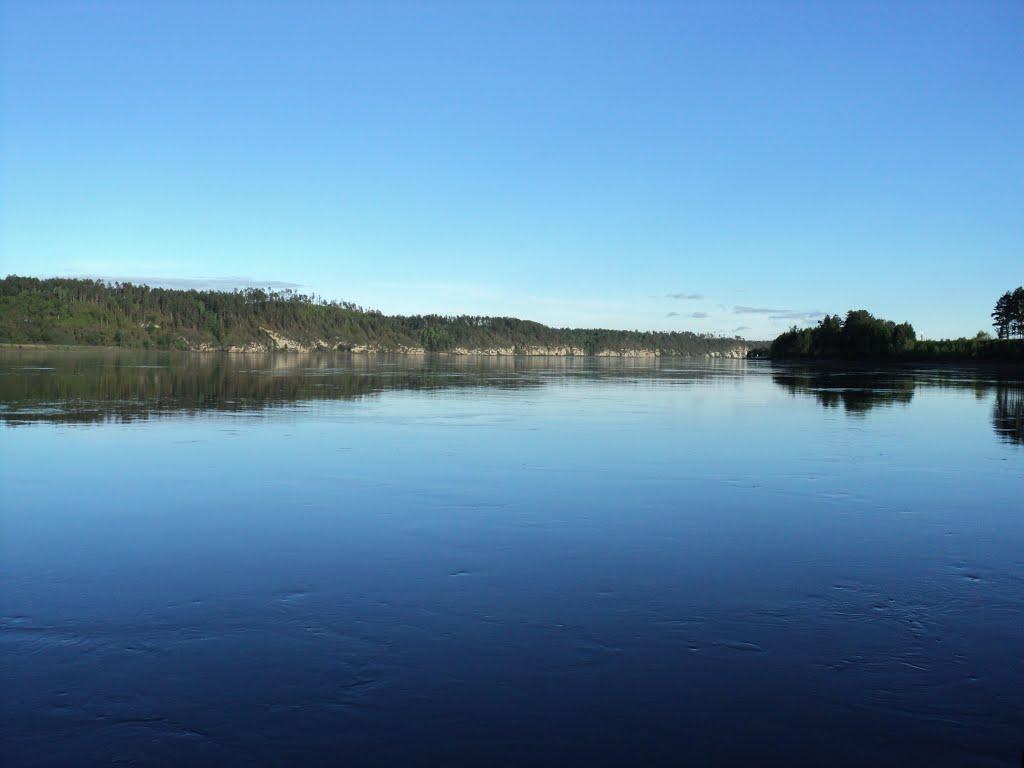 река Зея справа остров Мужик 30.05.2013, Айгунь