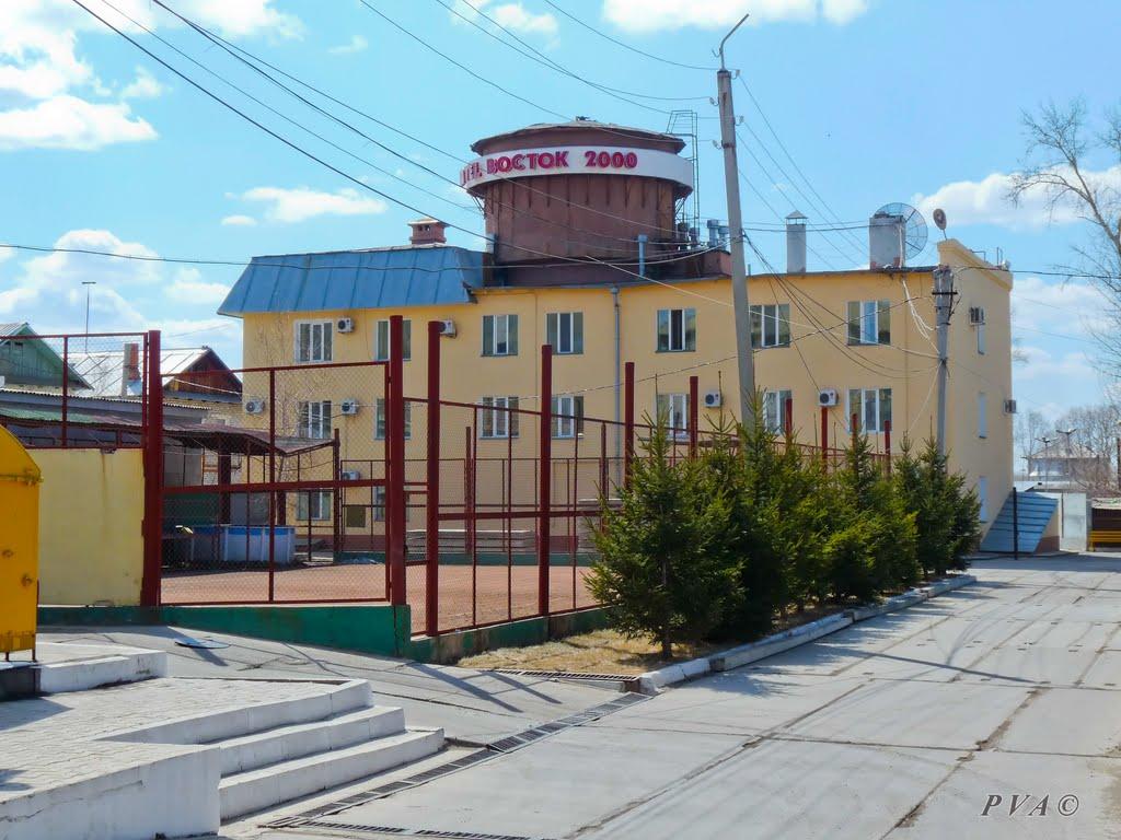 "гостиница ""Восток 2000"", Белогорск"