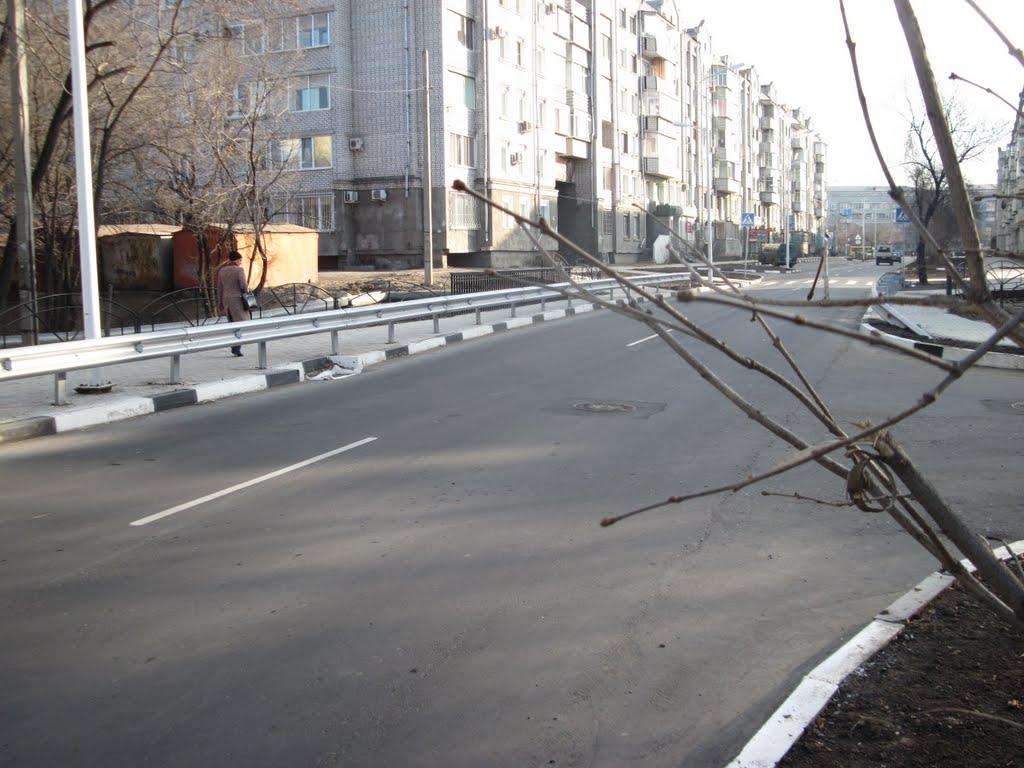 мост через Бурхановку, Благовещенск (Амурская обл.)