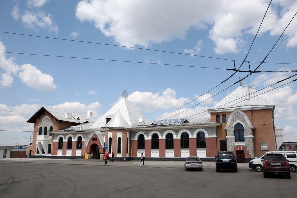 Railroad Station / ЖД Вокзал, Благовещенск (Амурская обл.)