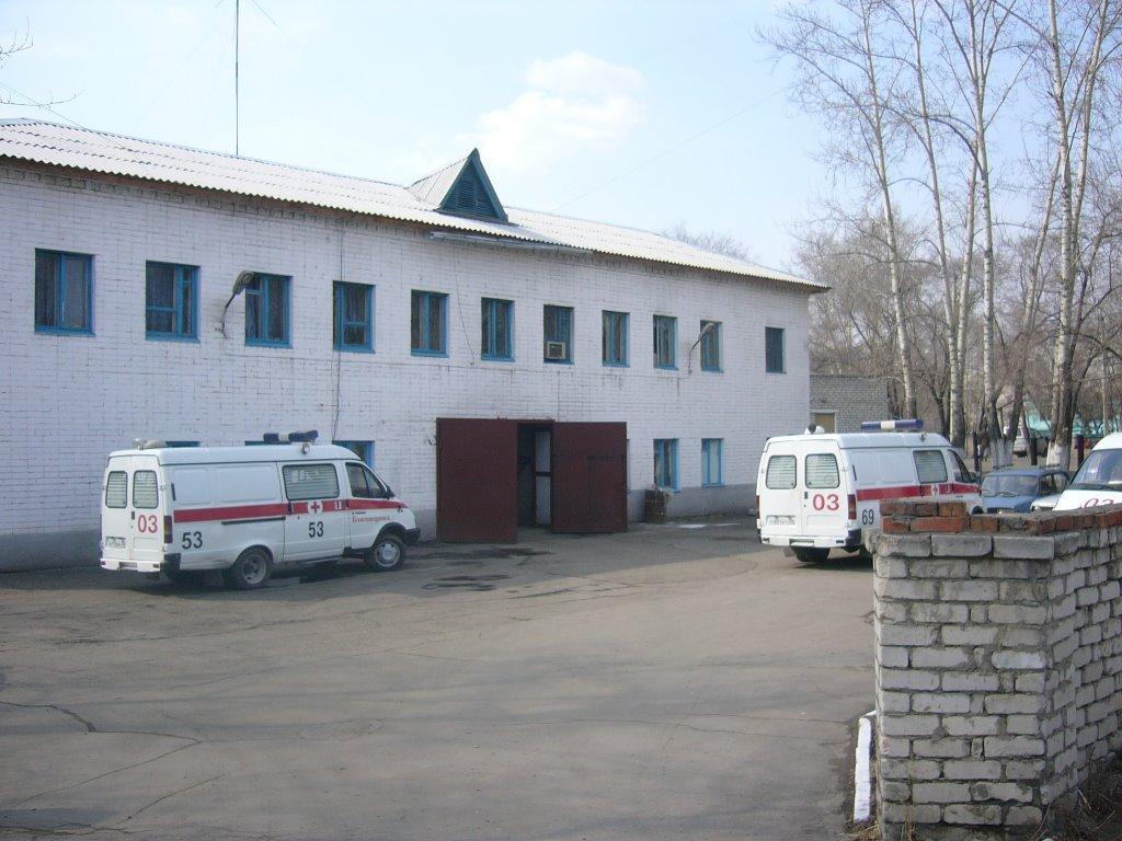 Станция Скорой помощи, Благовещенск (Амурская обл.)