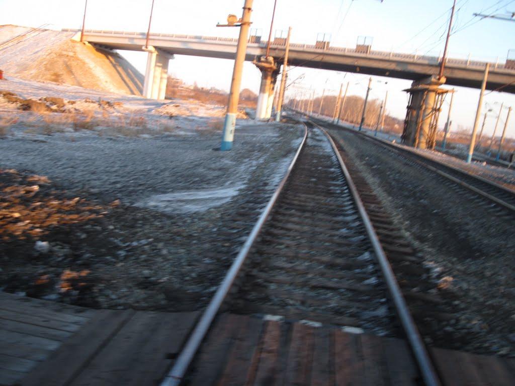 Путепровод, Екатеринославка