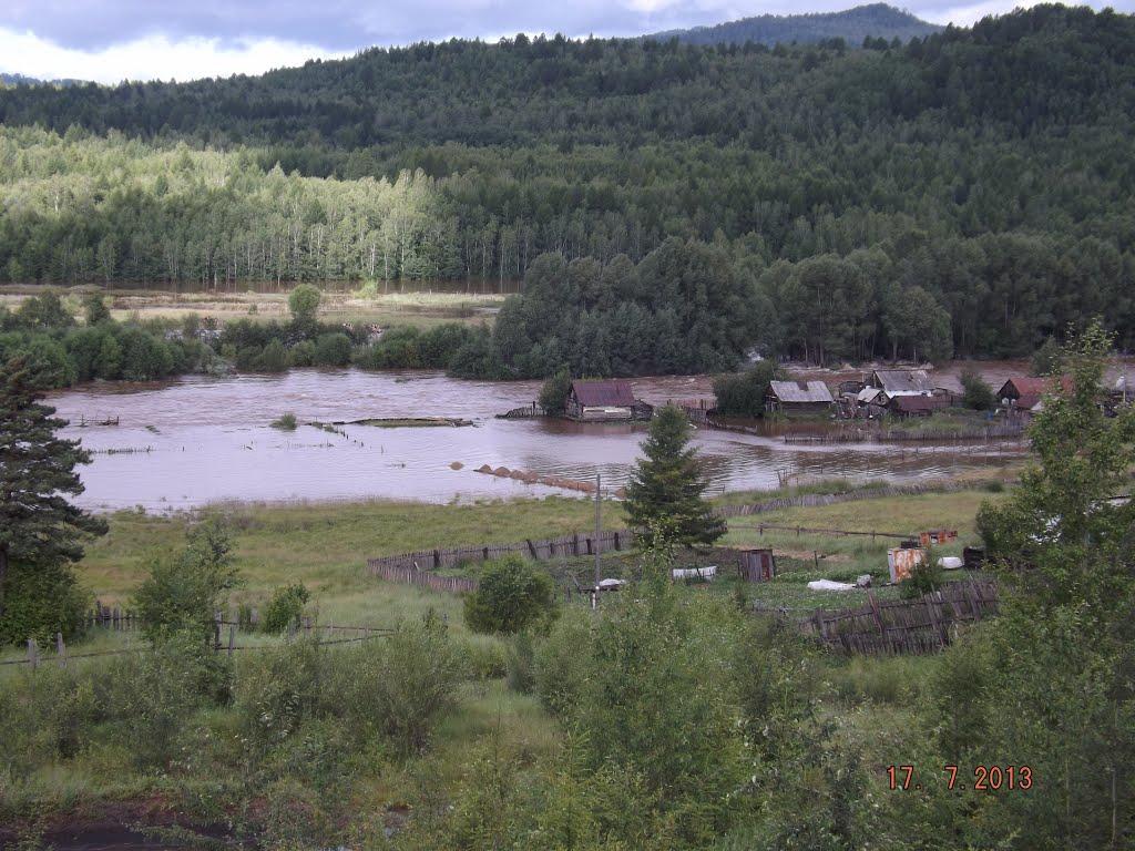 потоп, Ерофей Павлович