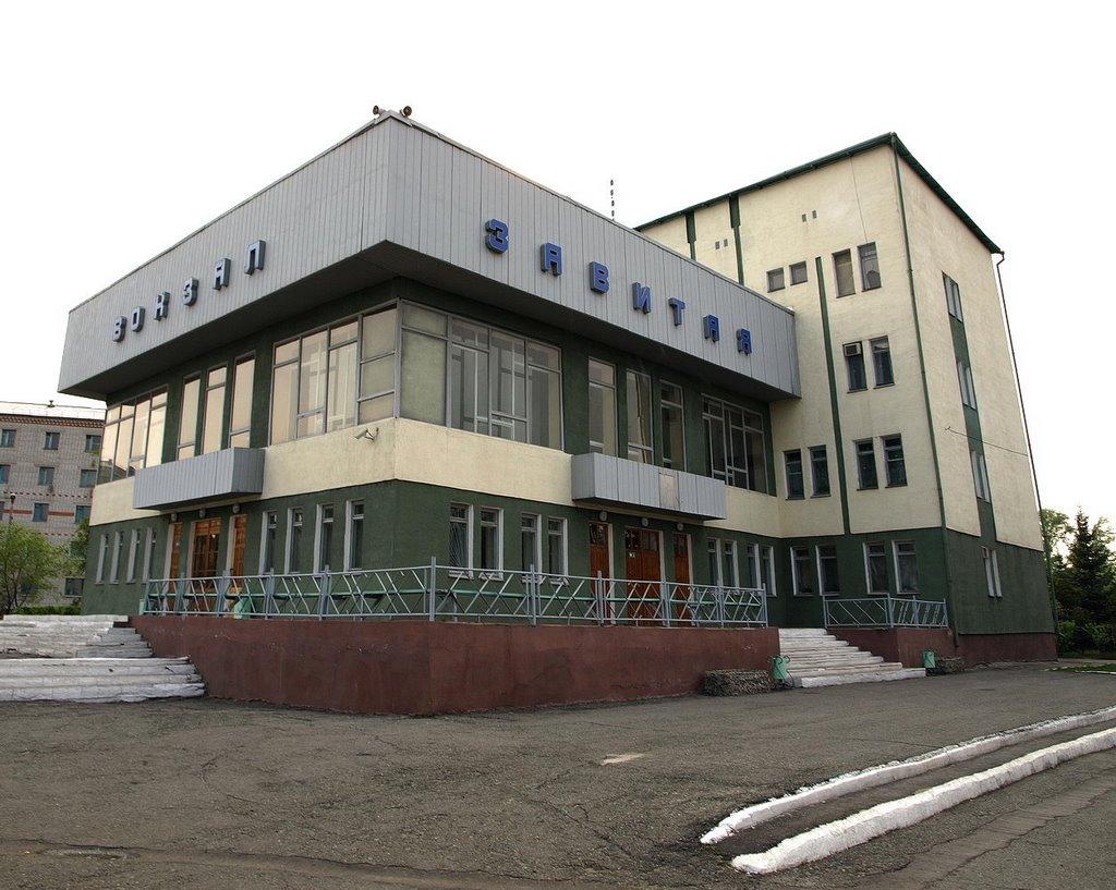 Zavitinsk-railstation, Завитинск