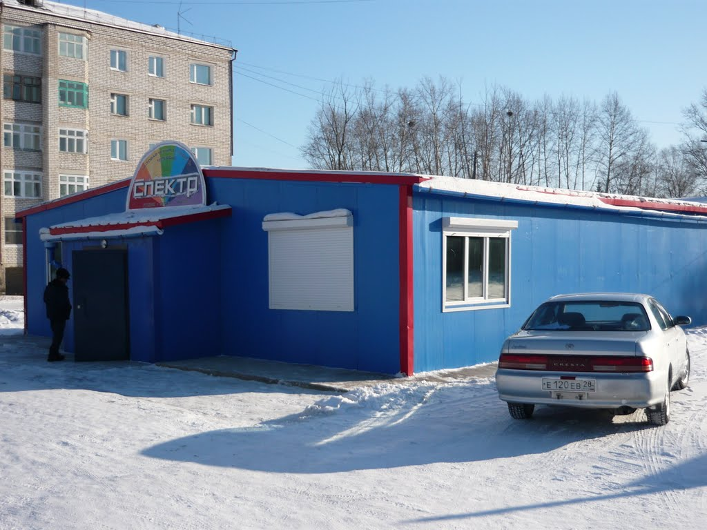 ул. Куйбышева д.7, Завитинск