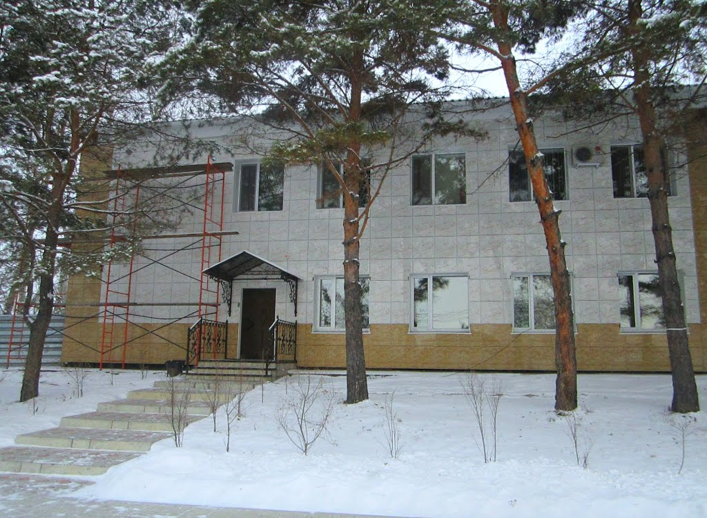 офисное здание, Завитинск