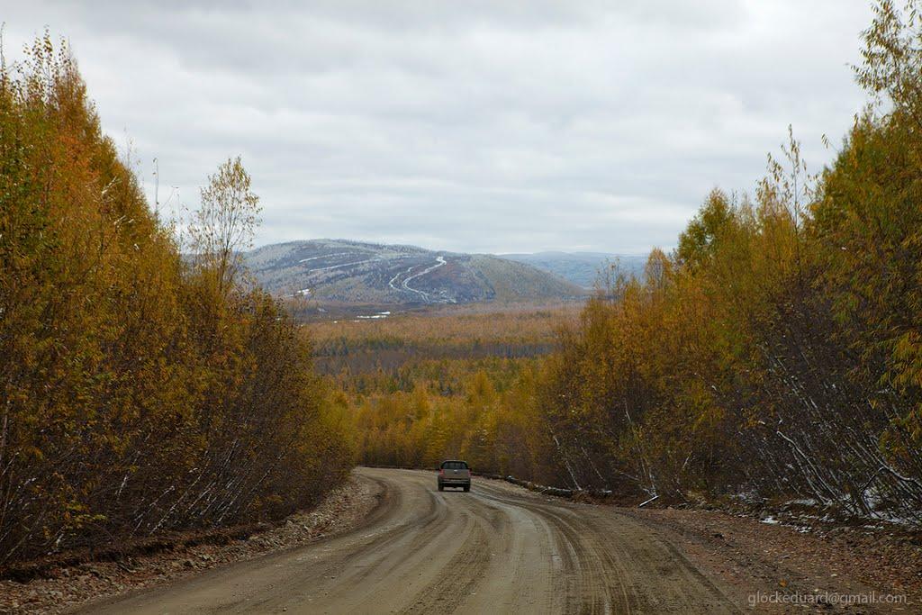 Дорога в Златоустовск, Златоустовск