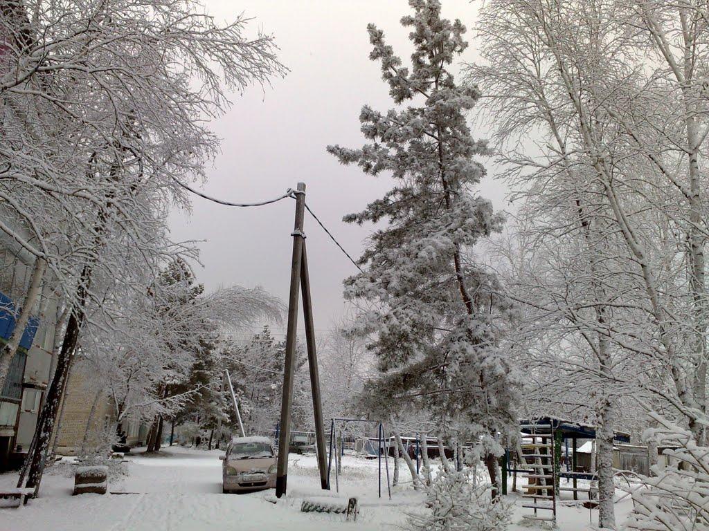 Зимний двор, Ивановка
