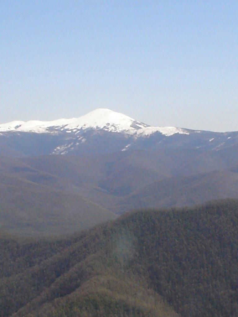 Гора Брюс, Коболдо