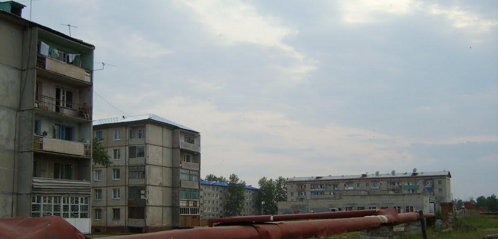 Нижний городок, Магдагачи