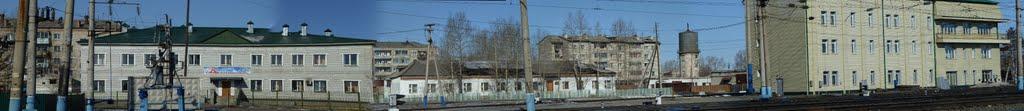 Станция Магдагачи, Магдагачи