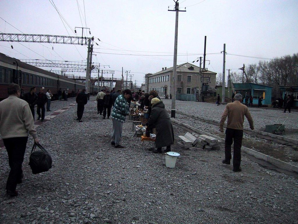 Transsib, Ромны