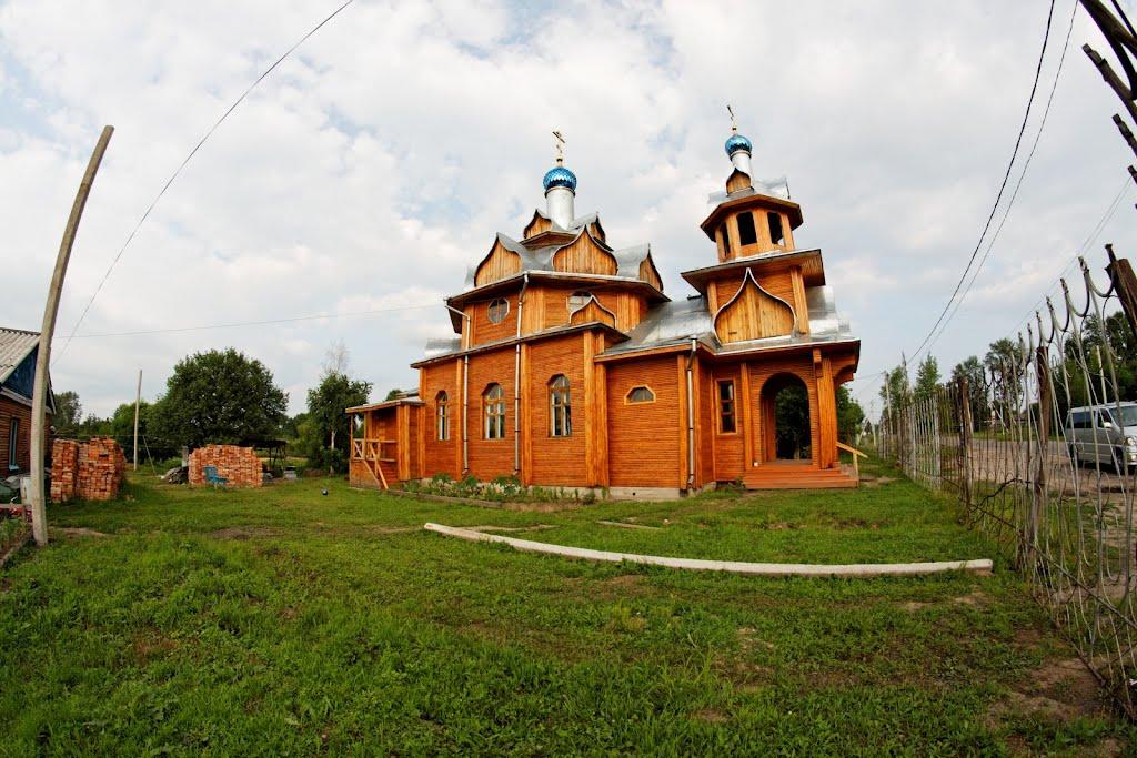 Parish in Honor of Archangel Michael / Приход в честь Архистратига Божия Михаила, Ромны