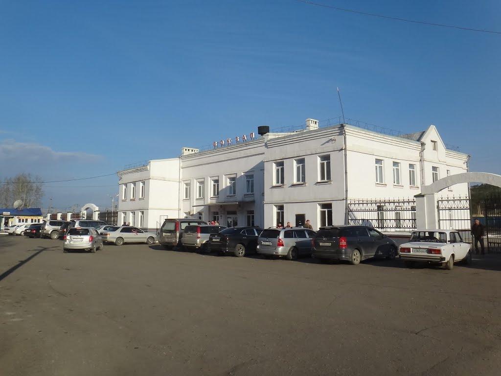 Вокзал, Сковородино