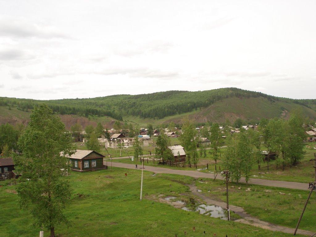 Лето..., Сковородино