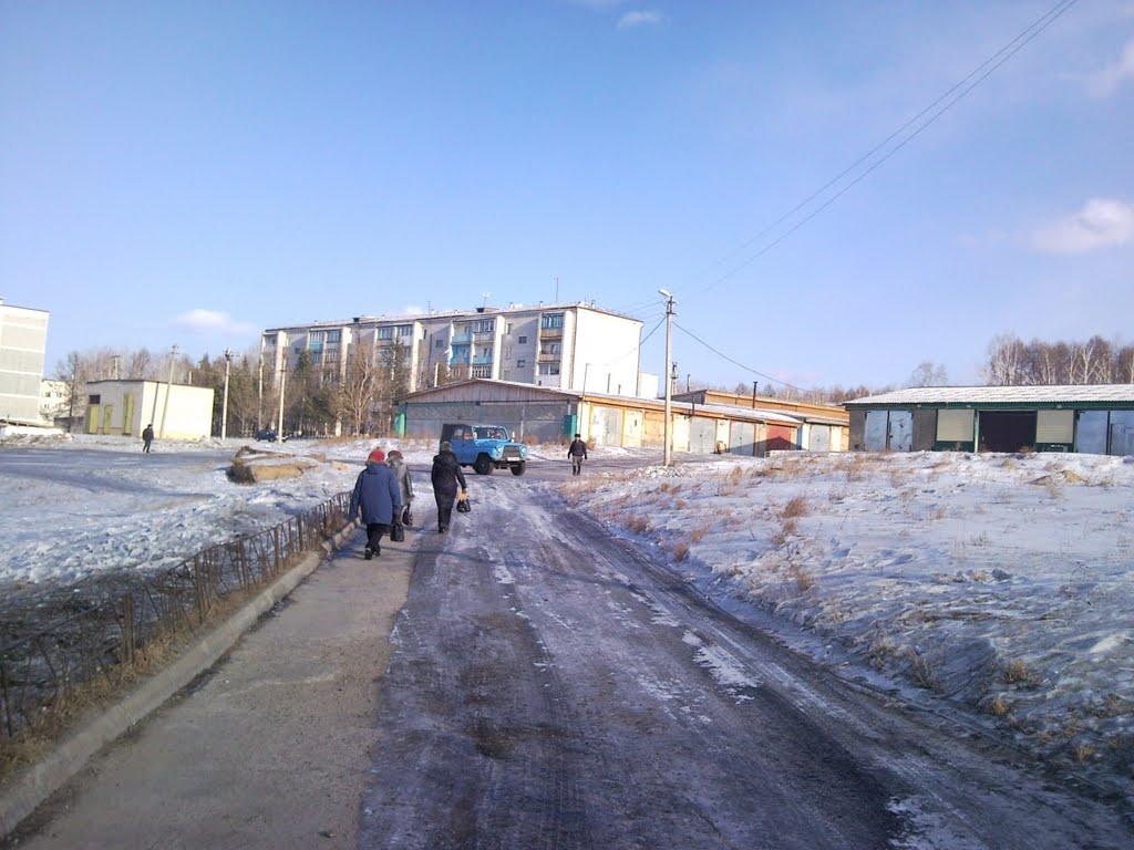 Микрорайон 2, Шимановск