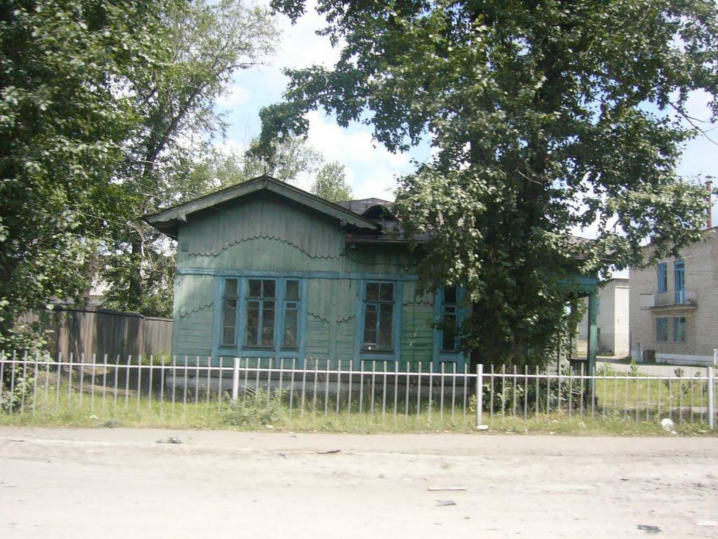Старая Шимановская архитектура, Шимановск