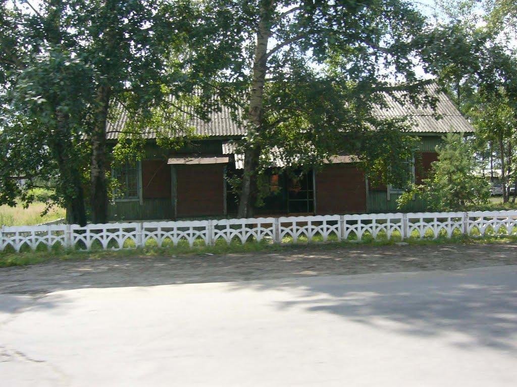 Старый дом, Шимановск