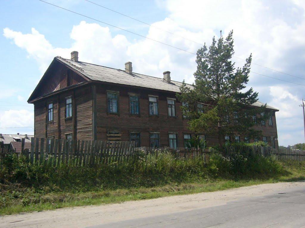 Барак, Шимановск