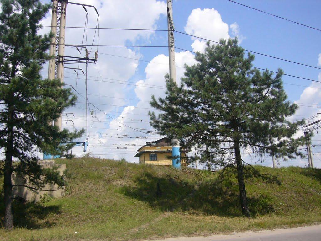 Железная дорога, Шимановск