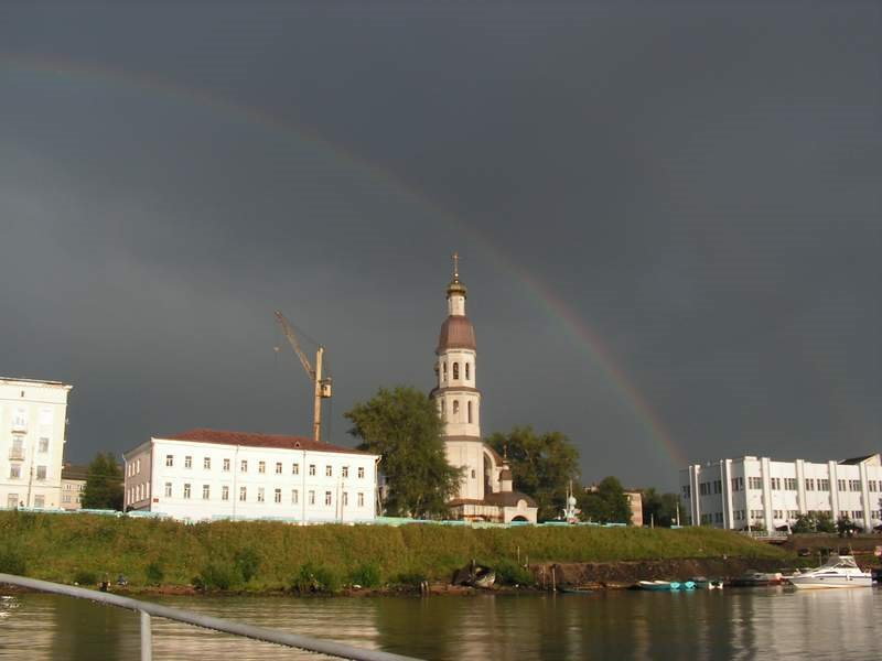yaht-club. Rainbow, Архангельск