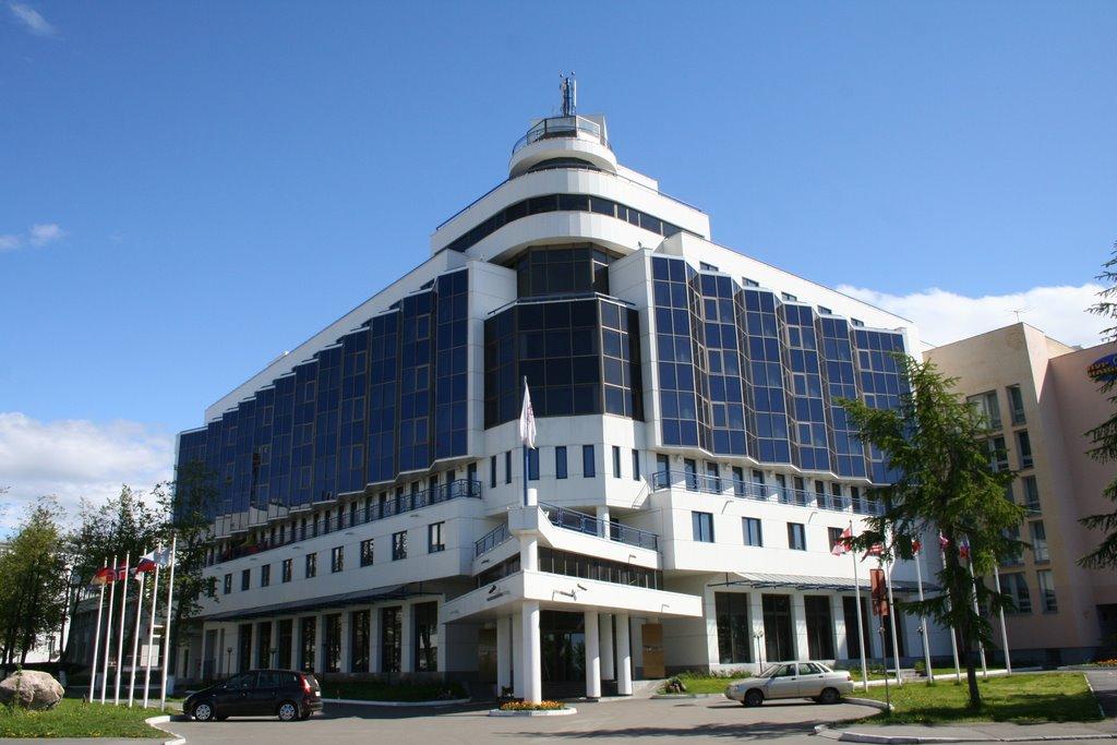 Пурнаволок отель, Архангельск