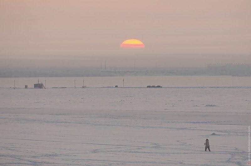 Последний луч, Архангельск