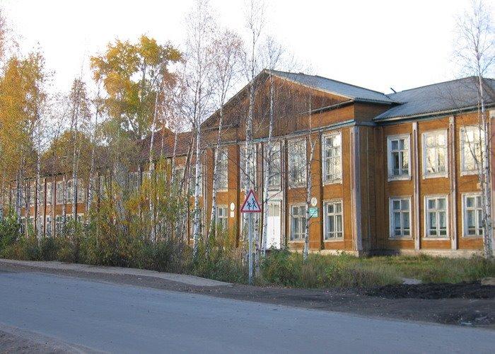 Школа, Березник