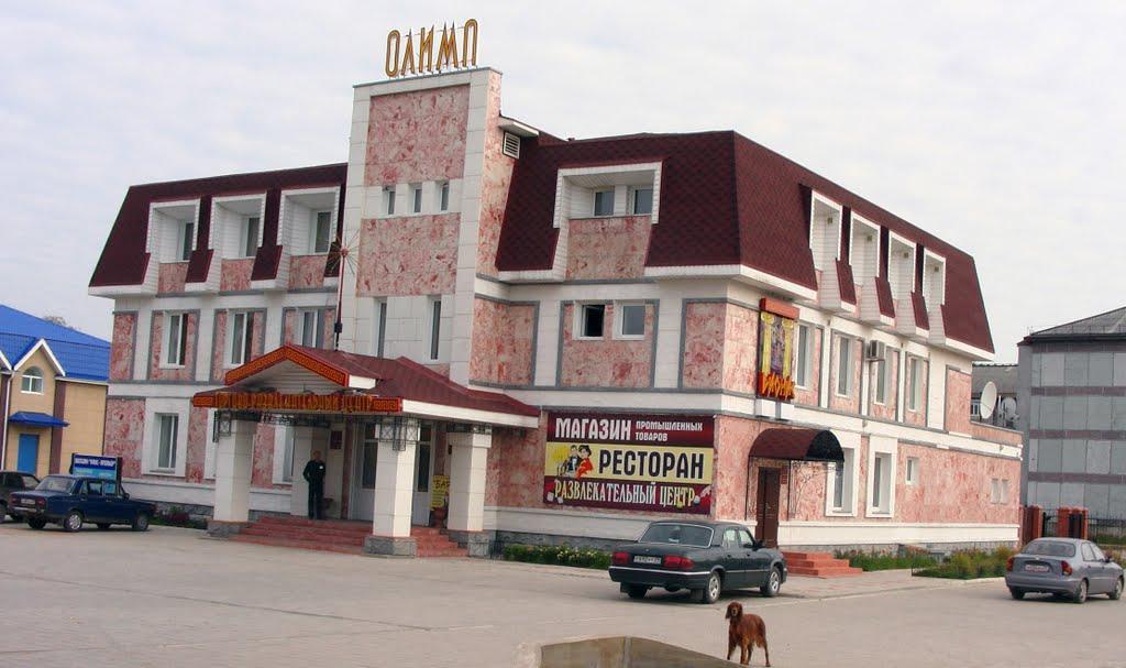 """ТРЦ """"Олимп""""  с рестораном """"Дионис"""", Вельск"""