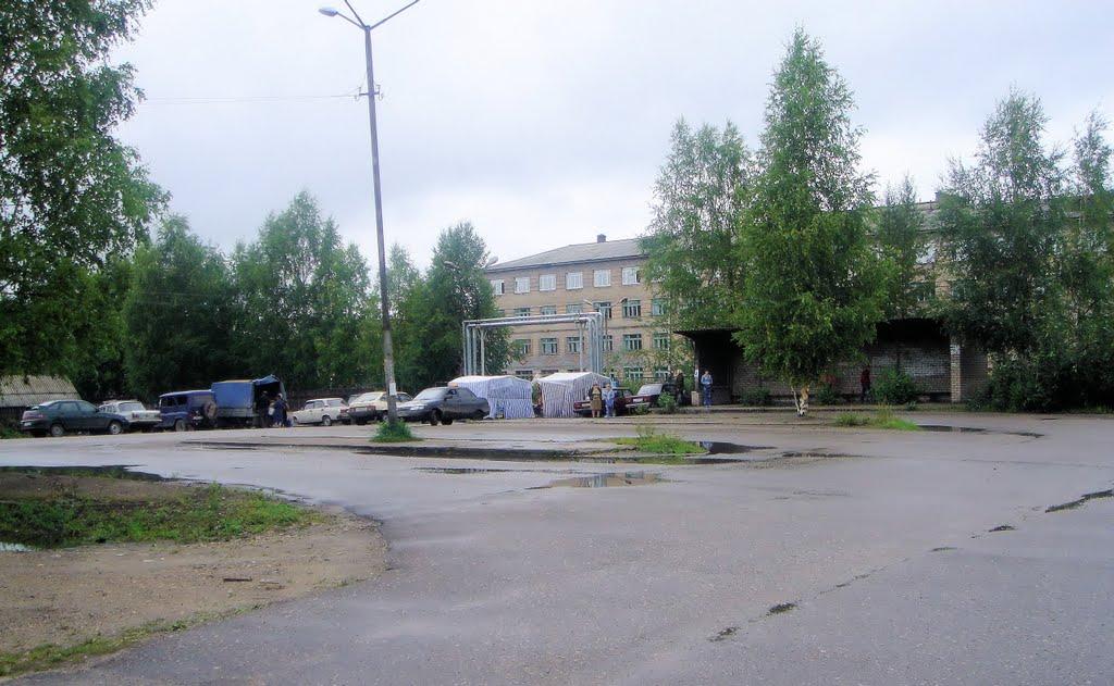 ВЕЛЬСК., Вельск