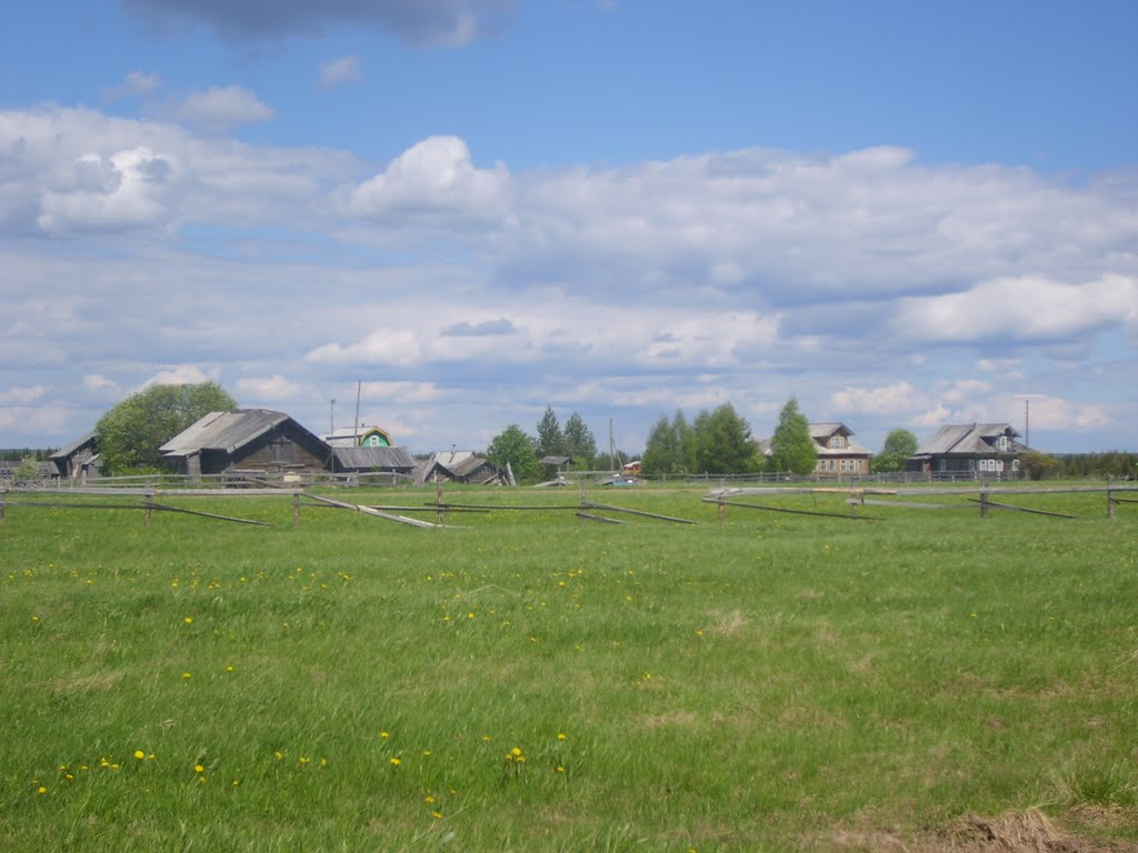 Houses, Верхняя Тойма