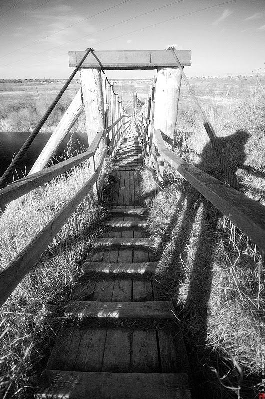 Мост, Верхняя Тойма
