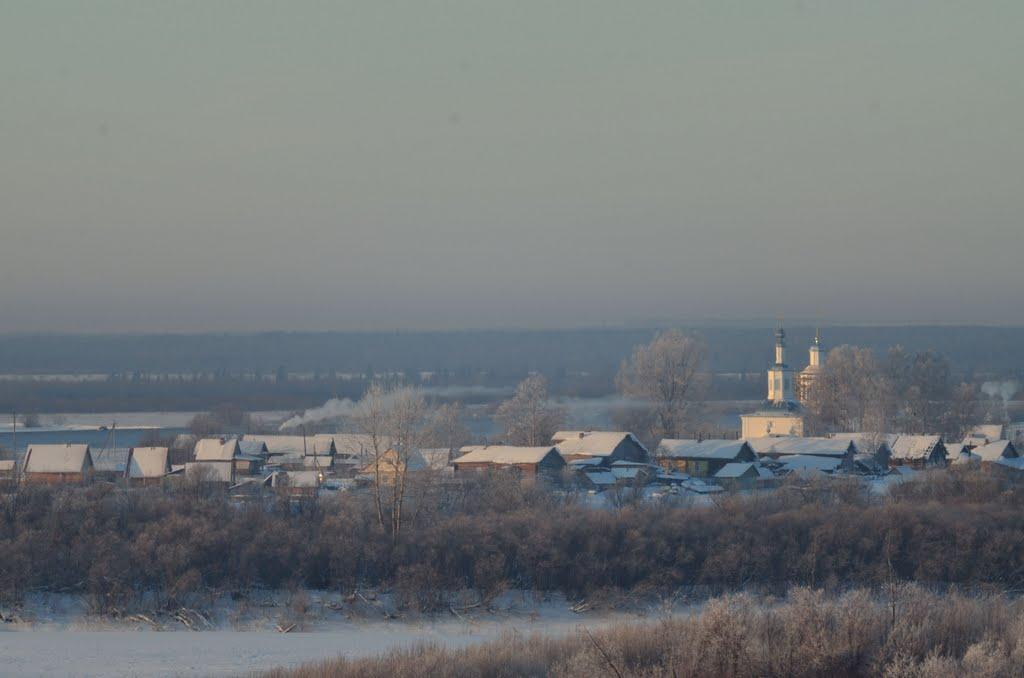 Вондокурье, Котлас