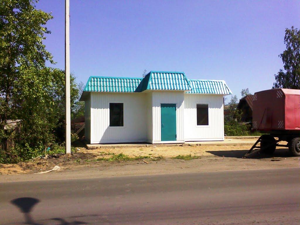 Новый домик, Няндома